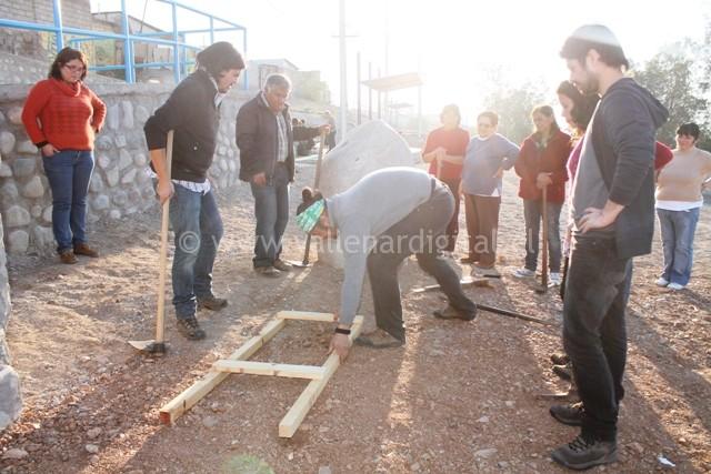 1er Huerto Comunitario en Vallenar (2)