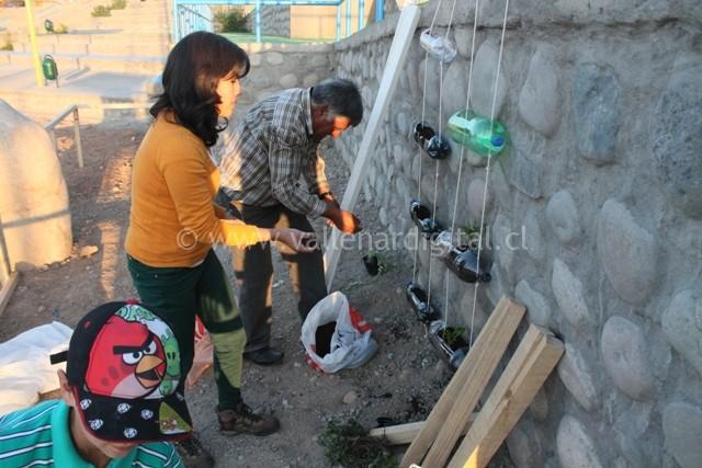 1er Huerto Comunitario en Vallenar (4)