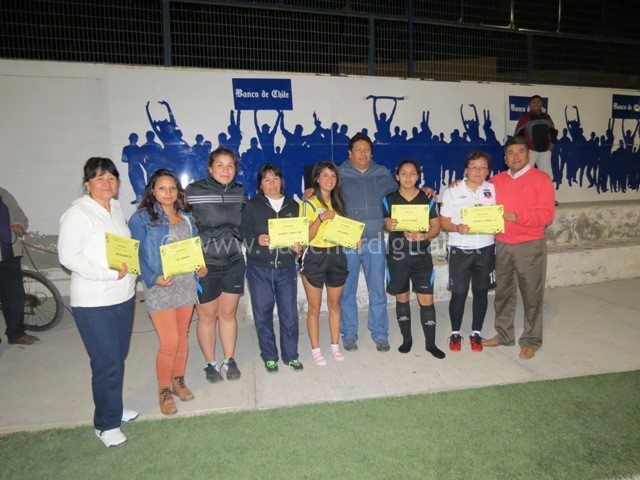 Baby Fútbol femenino  (2)