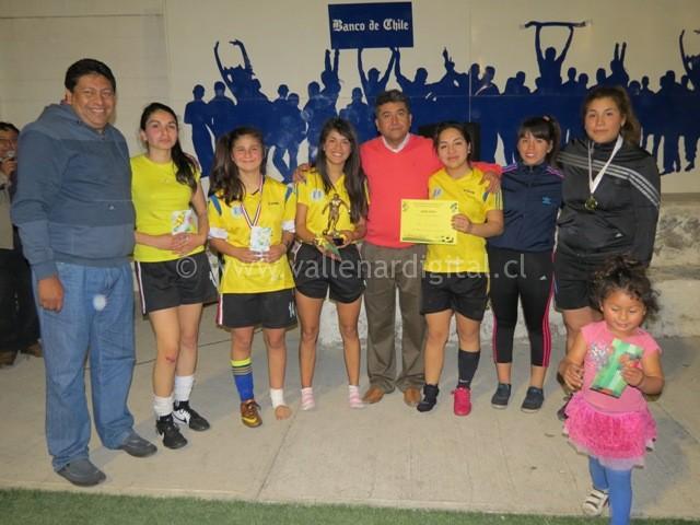 Baby Fútbol femenino  (7)