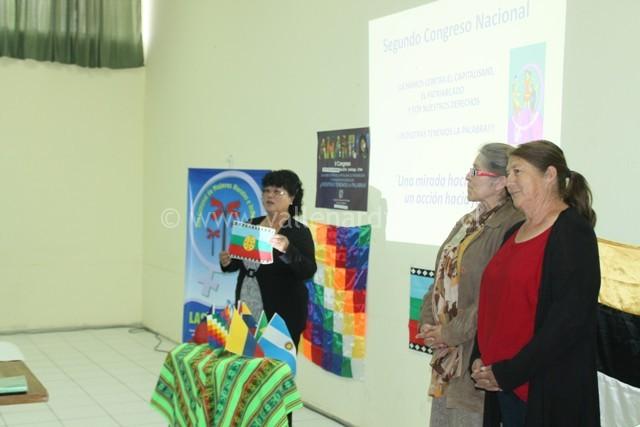Encuentro Comunal de Mujeres Rurales e Indigenas  (1)