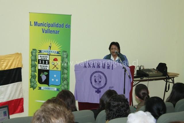 Encuentro Comunal de Mujeres Rurales e Indigenas  (3)