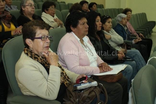 Encuentro Comunal de Mujeres Rurales e Indigenas  (5)