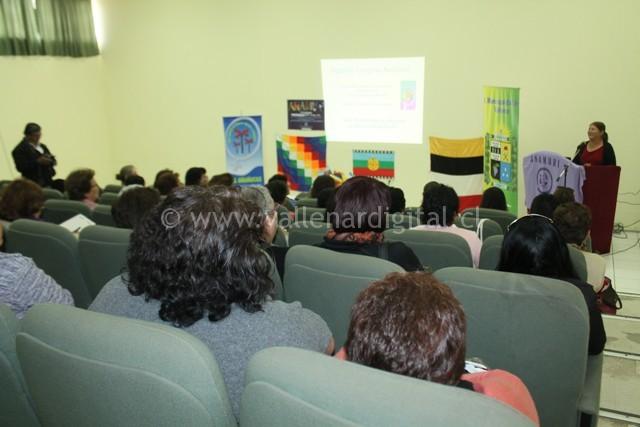 Encuentro Comunal de Mujeres Rurales e Indigenas  (7)