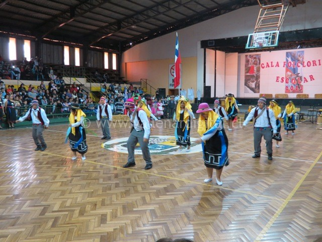 Gala Folclórica Escolar (2)