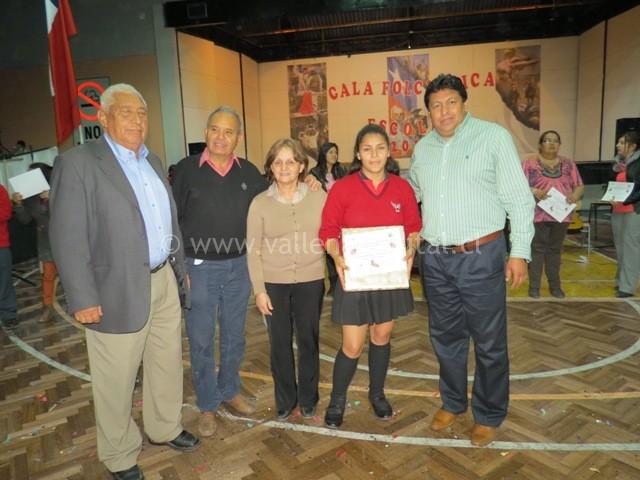 Gala Folclórica Escolar (6)