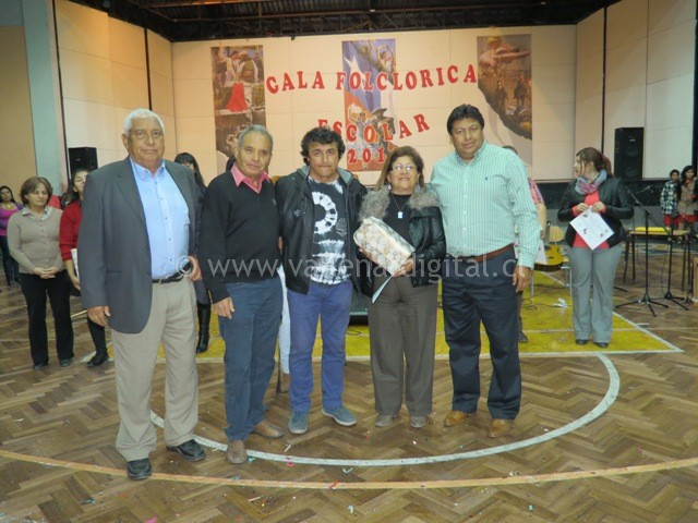 Gala Folclórica Escolar (9)