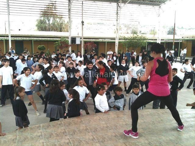 Escuela abiertas