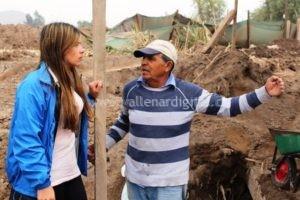 Seremi de Agricultura San Fernando con INDAP