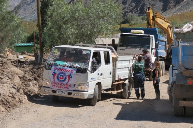 Voluntarios en Alto del Carmen (3)