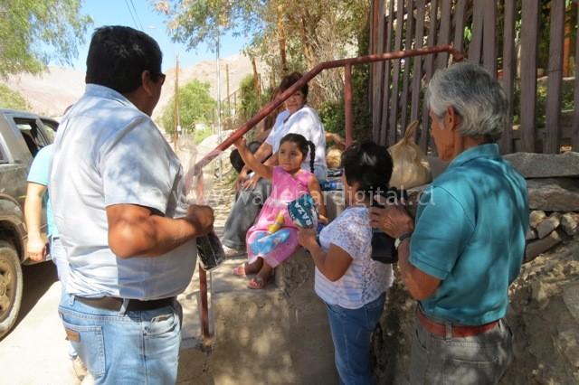 Voluntarios en Alto del Carmen (4)