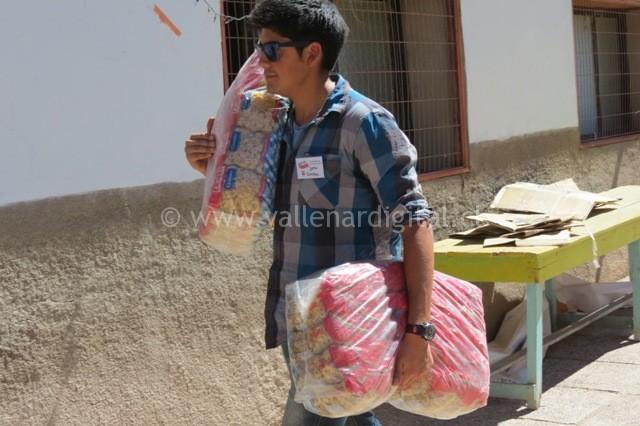 Voluntarios en Alto del Carmen (6)