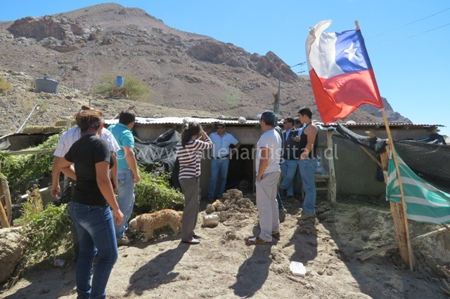 Voluntarios en Alto del Carmen (9)