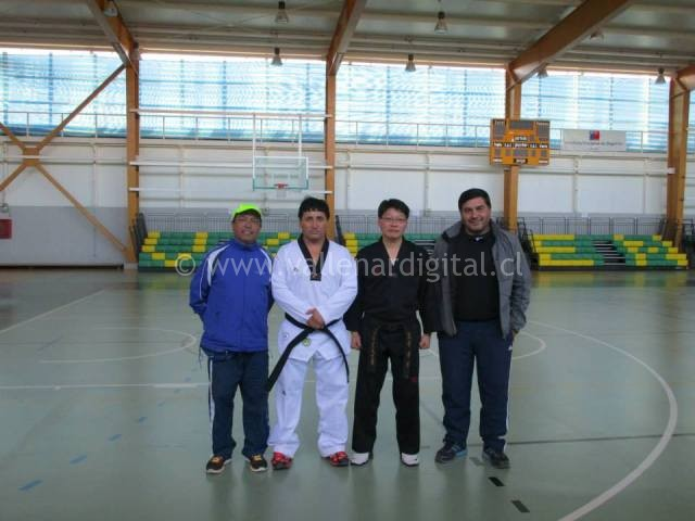 Clínica de Taekwondo (4)