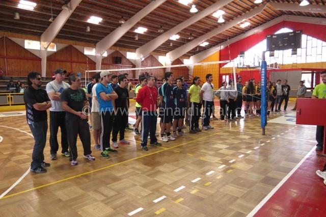 Liga de Voleibol Damas y Varones (1)