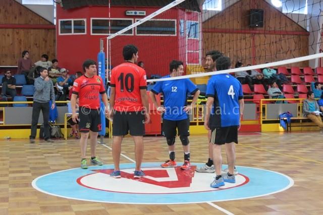 Liga de Voleibol Damas y Varones (6)