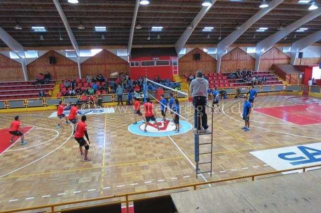 Liga de Voleibol Damas y Varones (7)