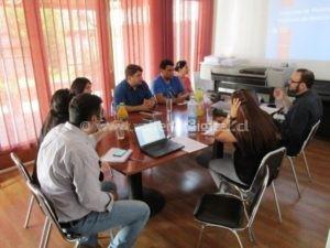 reunion delegacion provincial huasco