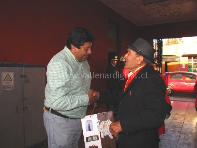 99 años Bombero José Vasquez (1)