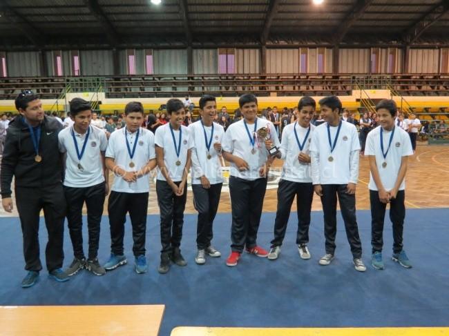 Juegos Deportivos Escolares en Vallenar (10)