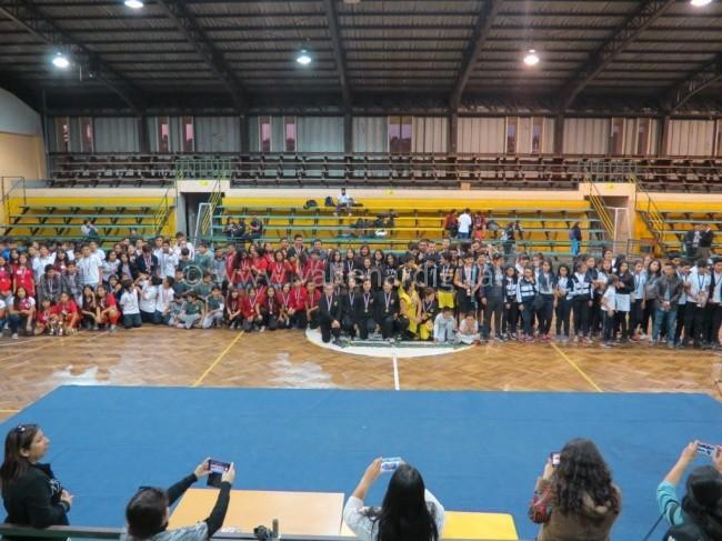 Juegos Deportivos Escolares en Vallenar (11)