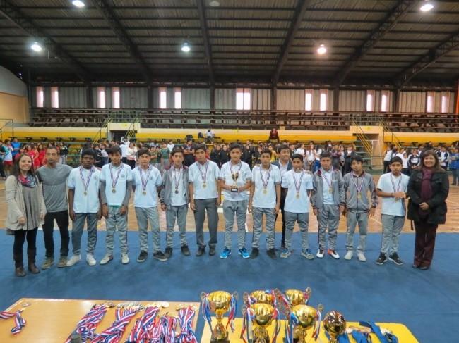 Juegos Deportivos Escolares en Vallenar (3)