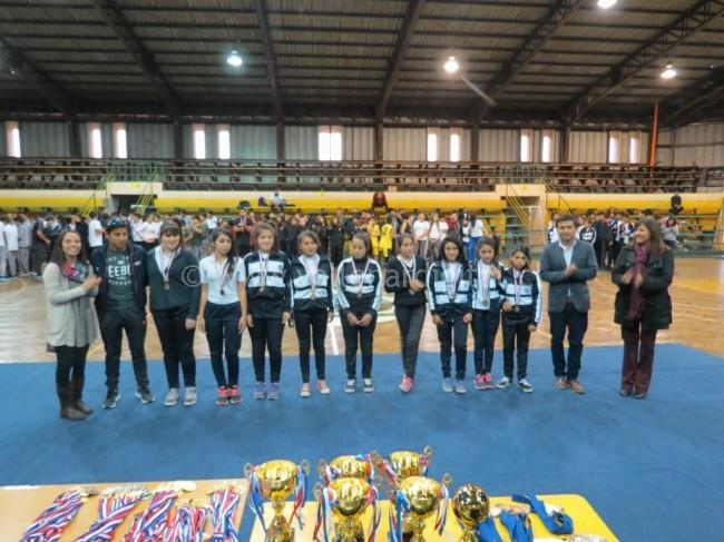 Juegos Deportivos Escolares en Vallenar (4)