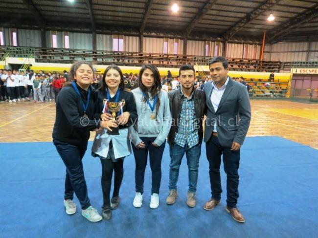 Juegos Deportivos Escolares en Vallenar (9)