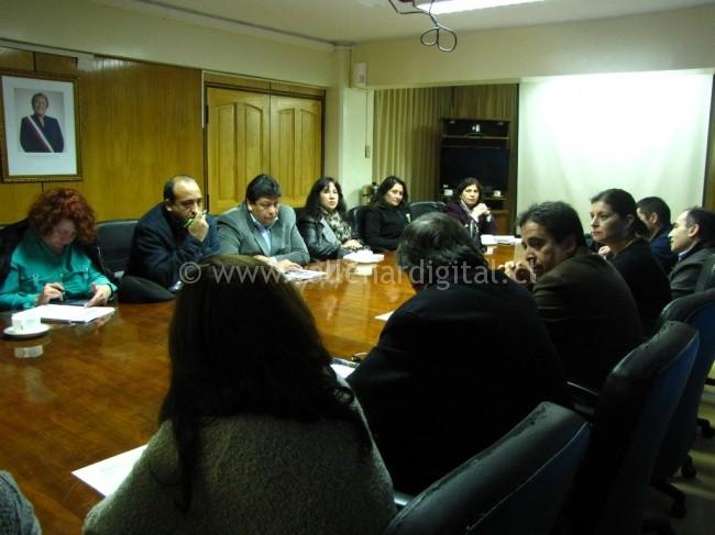 Reunión por Bono y Plan Atacama (2)