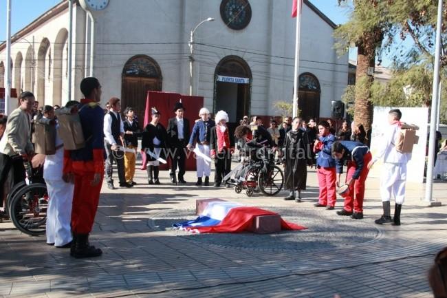 Conmemoración Natalicio Bernardo O´Higgins  (7)