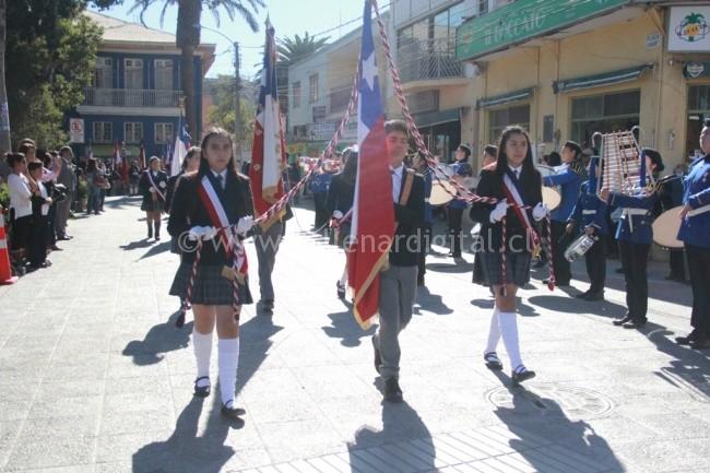 Conmemoración Natalicio Bernardo O´Higgins  (9)