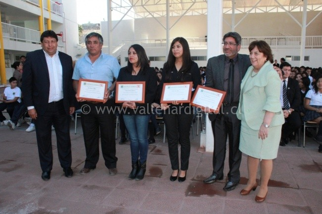Emtrega reconocimiento Excelencia Académica 2016  (10)