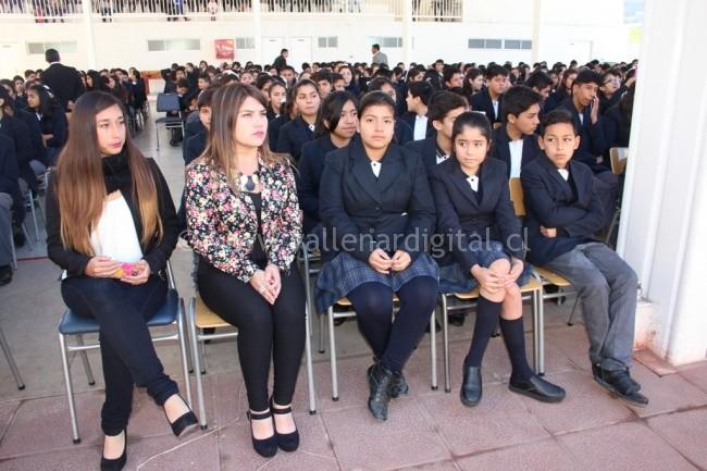 Inauguración Liceo Bicentenario de Vallenar  (1)