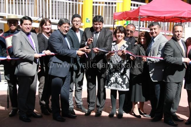 Inauguración Liceo Bicentenario de Vallenar  (12)