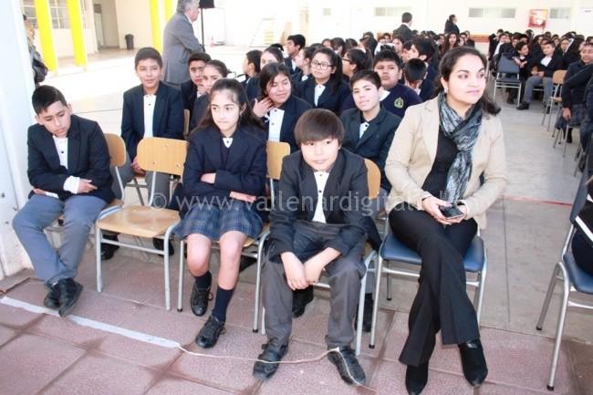 Inauguración Liceo Bicentenario de Vallenar  (2)