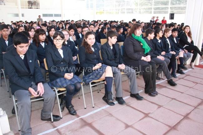 Inauguración Liceo Bicentenario de Vallenar  (3)