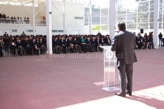 Inauguración Liceo Bicentenario de Vallenar  (6)