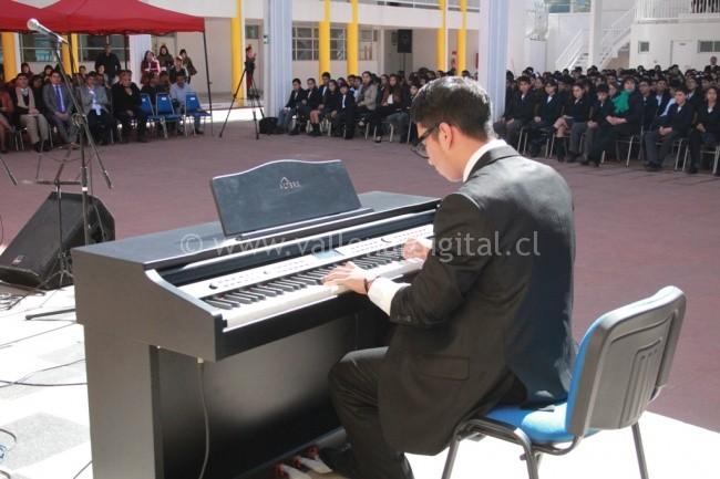 Inauguración Liceo Bicentenario de Vallenar  (7)