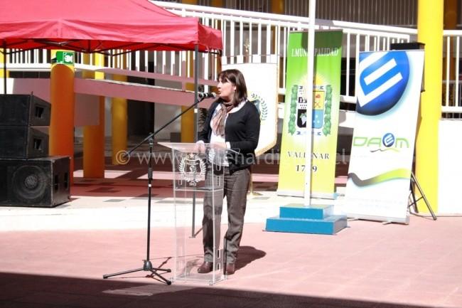 Inauguración Liceo Bicentenario de Vallenar  (9)